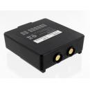 Batterie pour télécommande de grue Hetronic Nova Ergo NiMH 9.6V 750mAh