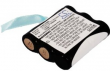 Batterie pour barre code scanner Intermec / Norand 317-078-002 NiCD 600mAh