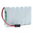 Batterie pour terminal de paiement Moneyline NiMH 7.2V 1700mAh