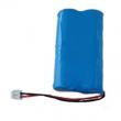 Batterie pour terminal de paiement Sagem R300 / R350 NiMH 4.8V 1400mAh