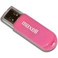 Cl� USB MAXELL E300 64 GO Rose