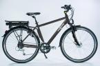 Vélo éléctrique Ansmann Trek II Anthracite 27 / 53 / 28 / 11Ah