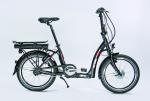 Vélo éléctrique Ansmann Mini-Wave pliable noir 7 / 35 / 20 / 9Ah
