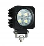 Spot de travail à led carré 12/24V 12W 960 lumens étanche