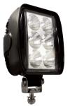 Phare de travail à led ovale 12/24V 18W 1500 lumens étanche