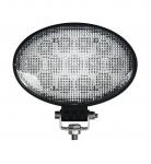 Phare de travail à led ovale 12/24V 55W 5460 lumens étanche