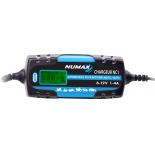 Chargeur automatique Numax NC1 6/12V 1A à 4A