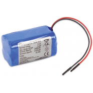 Batterie lithium 14.8V 2200mAh pour Aspirateur robot Ilife A4 / AMIBOT Spirit