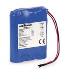 Pack de batteries li-ion 1S3P 3.7V 7800mah - Ansmann 2447-3034