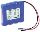 Pack li-ion 2S2P 7.4V 5200mah - Ansmann 2447-3043-01 avec BMS