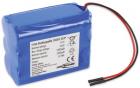 Pack de batteries li-ion 3S2P 11.1V 5200mah - Ansmann 2447-3050