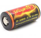 Accu li-ion  LICO / ICR 32650 3.7V 6000mAh Trustfire protégé