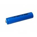 Batterie 10440 LiFePO4 3.2V 200mah