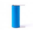 Batterie 18500 LifeP04 3.2V 1200mah avec pattes