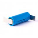 Batterie 18500 LifeP04 3.2V 1200mah avec pattes inversées