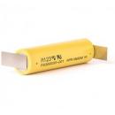 Batterie 18650  LifeP04 A123 3.2V 1100mah avec pattes inversées