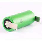 Batterie 26650 LifeP04 Sony 3.2V 3000mah avec pattes