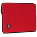 Housse pour MacBook 13  Rouge