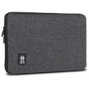Housse pour MacBook Air 11 Gris motif chevrons