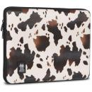 Housse pour MacBook 13  Marron Peau de Vache
