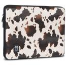 Housse pour MacBook Pro 15  Marron Peau de Vache