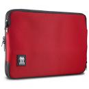 Multi Housse pour MacBook Pro 13  Rouge Foncé