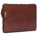 Housse pour MacBook 13  Bogart Cuir marron