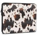 Housse pour Ordinateur portable PC 10  Marron Peau de Vache