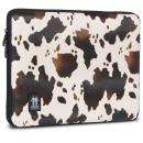 Housse pour Ordinateur portable PC 16  Marron Peau de Vache