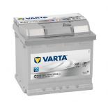 Batterie de démarrage Varta Silver Dynamic L1 C30 12V 54Ah / 530A  554400053