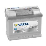 Batterie de démarrage Varta Silver Dynamic L2 D15 12V 63Ah / 610A  563400061
