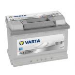 Batterie de démarrage Varta Silver Dynamic L3 E44 12V 77Ah / 780A  577400078