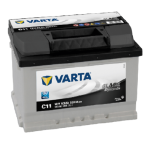 Batterie de démarrage Varta Black Dynamic LB2 C11 12V 53Ah / 500A