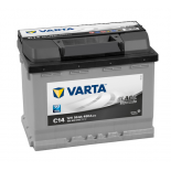 Batterie de démarrage Varta Black Dynamic L2 C14 12V 56Ah / 480A