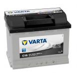 Batterie de démarrage Varta Black Dynamic L2G C15 12V 56Ah / 480A
