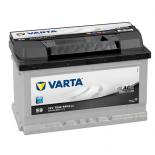 Batterie de démarrage Varta Black Dynamic LB3 E9 12V 70Ah / 640A