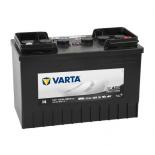 Batterie de démarrage Varta Promotive Black C13D / LOT 7 I4 12V 110Ah / 680A