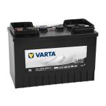 Batterie de démarrage Varta Promotive Black C13G / LOT7 I5 12V 110Ah / 680A