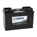 Batterie de démarrage Varta Promotive Black C13DT / LOT7 I18 12V 110Ah / 680A