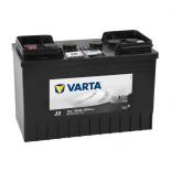 Batterie de démarrage Varta Promotive Black H13G / Wor7 J2 12V 125Ah / 720A