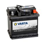 Batterie de démarrage Varta Promotive Black L2 C20 12V 55Ah / 420A