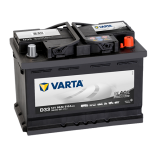 Batterie de démarrage Varta Promotive Black L3 D33 12V 66Ah / 510A
