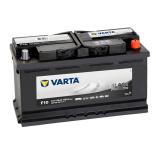 Batterie de démarrage Varta Promotive Black L5 F10 12V 88Ah / 680A