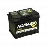 Batterie de démarrage Numax Supreme L2  027AGM 12V 60Ah / 680A