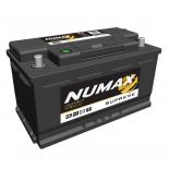 Batterie de démarrage Numax Supreme L4 110AGM 12V 80Ah / 800A