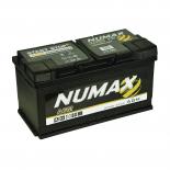 Batterie de démarrage Numax Supreme L5 017AGM 12V 95Ah / 850A