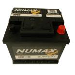 Batterie de démarrage Numax Supreme LB1 XS063 12V 55Ah / 510A
