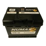 Batterie de démarrage Numax Supreme L2  XS027 12V 66Ah / 650A