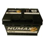 Batterie de démarrage Numax Supreme LB3 XS100 12V 75Ah / 750A