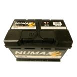 Batterie de démarrage Numax Supreme L3 XS096 12V 75Ah / 750A